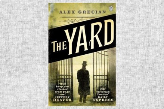 """The Yard"" von Alex Grecian"