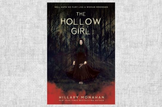 """The Hollow Girl"" von Hillary Monahan"