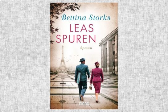 """Leas Spuren"" von Bettina Storks"